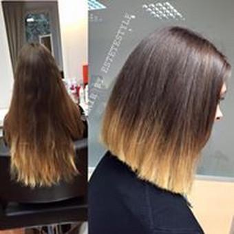 Kirpėjas, meistras, plaukų stilistas / Estetestyle Hairmakeup / Darbų pavyzdys ID 202845