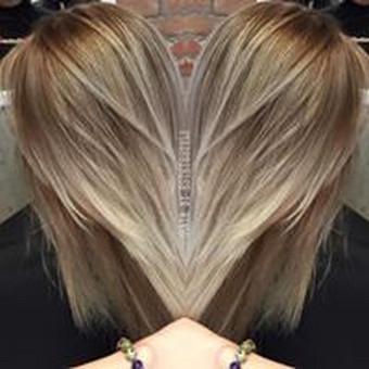 Kirpėjas, meistras, plaukų stilistas / Estetestyle Hairmakeup / Darbų pavyzdys ID 202849