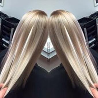Kirpėjas, meistras, plaukų stilistas / Estetestyle Hairmakeup / Darbų pavyzdys ID 202851