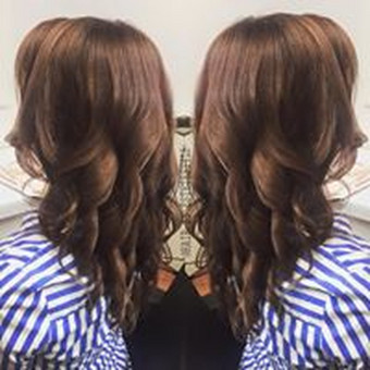 Kirpėjas, meistras, plaukų stilistas / Estetestyle Hairmakeup / Darbų pavyzdys ID 202853