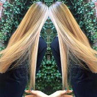 Kirpėjas, meistras, plaukų stilistas / Estetestyle Hairmakeup / Darbų pavyzdys ID 202861