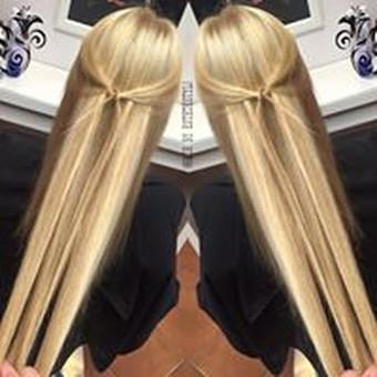Kirpėjas, meistras, plaukų stilistas / Estetestyle Hairmakeup / Darbų pavyzdys ID 202867