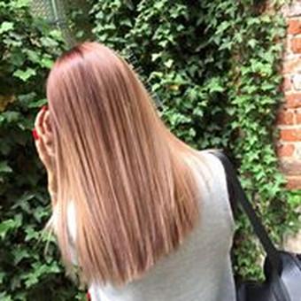 Kirpėjas, meistras, plaukų stilistas / Estetestyle Hairmakeup / Darbų pavyzdys ID 202881