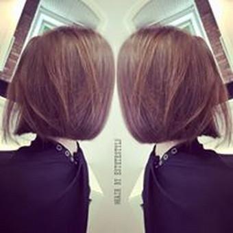 Kirpėjas, meistras, plaukų stilistas / Estetestyle Hairmakeup / Darbų pavyzdys ID 202895