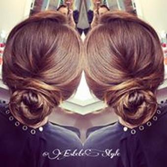 Kirpėjas, meistras, plaukų stilistas / Estetestyle Hairmakeup / Darbų pavyzdys ID 202907