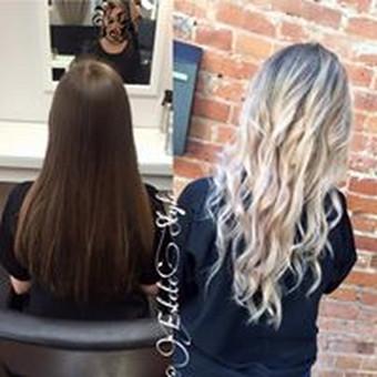 Kirpėjas, meistras, plaukų stilistas / Estetestyle Hairmakeup / Darbų pavyzdys ID 202921