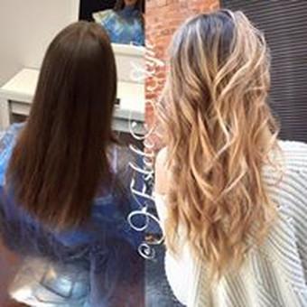 Kirpėjas, meistras, plaukų stilistas / Estetestyle Hairmakeup / Darbų pavyzdys ID 202923