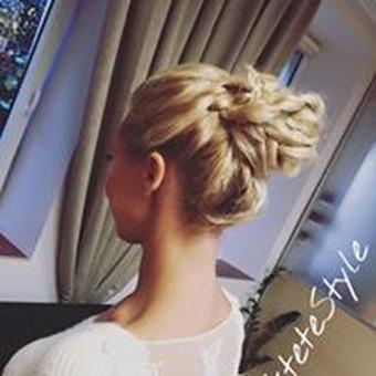 Kirpėjas, meistras, plaukų stilistas / Estetestyle Hairmakeup / Darbų pavyzdys ID 202941