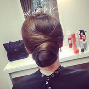 Kirpėjas, meistras, plaukų stilistas / Estetestyle Hairmakeup / Darbų pavyzdys ID 202945