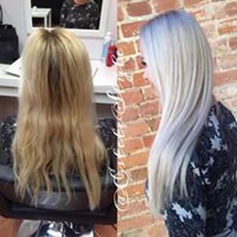 Kirpėjas, meistras, plaukų stilistas / Estetestyle Hairmakeup / Darbų pavyzdys ID 202947