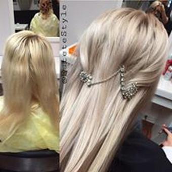 Kirpėjas, meistras, plaukų stilistas / Estetestyle Hairmakeup / Darbų pavyzdys ID 202949