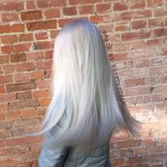 Kirpėjas, meistras, plaukų stilistas / Estetestyle Hairmakeup / Darbų pavyzdys ID 202957
