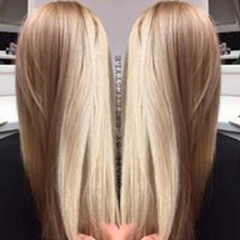 Kirpėjas, meistras, plaukų stilistas / Estetestyle Hairmakeup / Darbų pavyzdys ID 202959