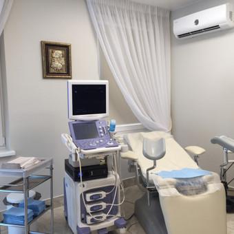Akušerio ginekologo procedurinis kabinetas