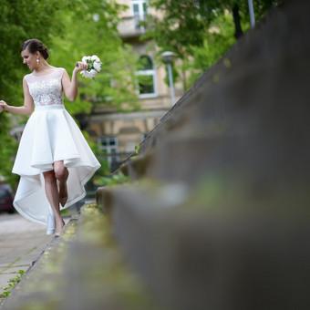 Vestuvinių ir proginių suknelių siuvėja Vilniuje / Oksana Dorofejeva / Darbų pavyzdys ID 204181