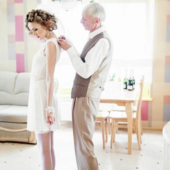 Vestuvių fotografavimas Lietuvoje ir užsienyje.