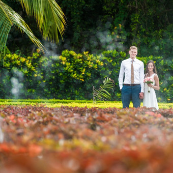 Vestuvės užsienyje. Karibai. Dominikos respublika.