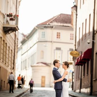 Vestuvės. Vaidas ir Vaida. Vilnius