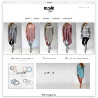 http://www.mesinstyle.lt el. parduotuvė