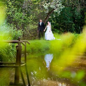 Vestuvių fotografas Lietuvoje, užsienyje / Mindaugas Dulinskas / Darbų pavyzdys ID 205467