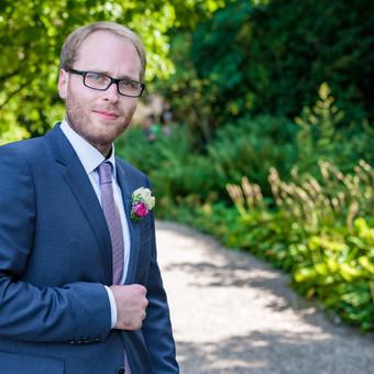 Vestuvių fotografas Lietuvoje, užsienyje / Mindaugas Dulinskas / Darbų pavyzdys ID 205485