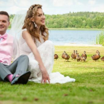 Vestuvių fotografas Lietuvoje, užsienyje / Mindaugas Dulinskas / Darbų pavyzdys ID 205493