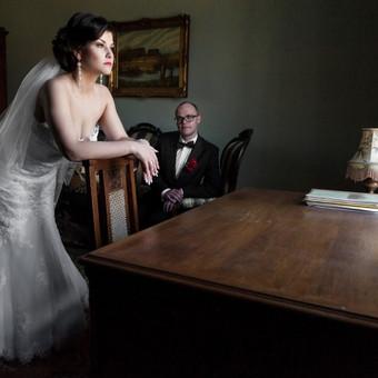 Vestuvių fotografas Lietuvoje, užsienyje / Mindaugas Dulinskas / Darbų pavyzdys ID 205539