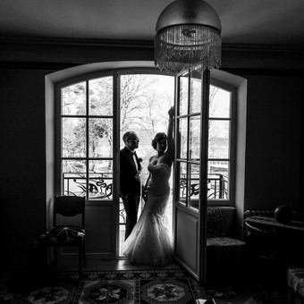 Vestuvių fotografas Lietuvoje, užsienyje / Mindaugas Dulinskas / Darbų pavyzdys ID 205541