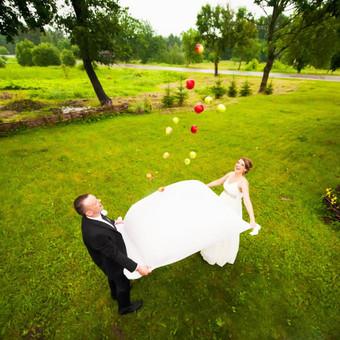 Vestuvių fotografas Lietuvoje, užsienyje / Mindaugas Dulinskas / Darbų pavyzdys ID 205553
