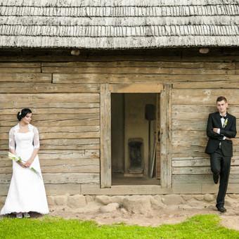 Vestuvių fotografas Lietuvoje, užsienyje / Mindaugas Dulinskas / Darbų pavyzdys ID 205557