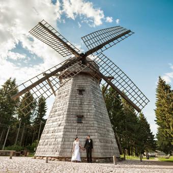 Vestuvių fotografas Lietuvoje, užsienyje / Mindaugas Dulinskas / Darbų pavyzdys ID 205559