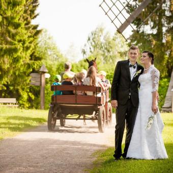 Vestuvių fotografas Lietuvoje, užsienyje / Mindaugas Dulinskas / Darbų pavyzdys ID 205561