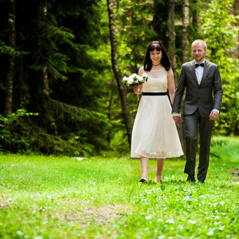 Vestuvių fotografas Lietuvoje, užsienyje / Mindaugas Dulinskas / Darbų pavyzdys ID 205563