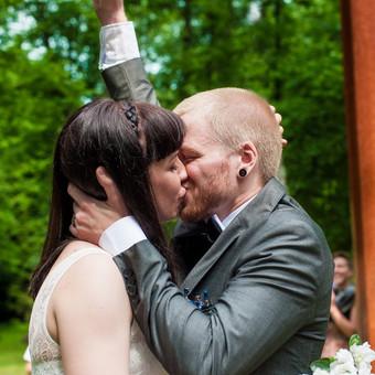 Vestuvių fotografas Lietuvoje, užsienyje / Mindaugas Dulinskas / Darbų pavyzdys ID 205565