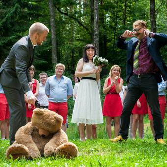 Vestuvių fotografas Lietuvoje, užsienyje / Mindaugas Dulinskas / Darbų pavyzdys ID 205567