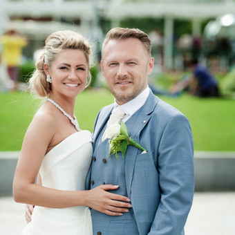 Vestuvių fotografas Lietuvoje, užsienyje / Mindaugas Dulinskas / Darbų pavyzdys ID 205605