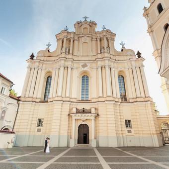 Vestuvių fotografas Lietuvoje, užsienyje / Mindaugas Dulinskas / Darbų pavyzdys ID 205623