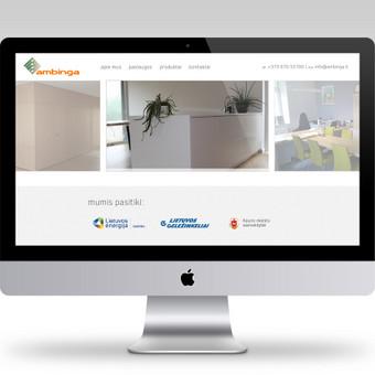 Ambinga, UAB (Ambinga.lt) - Nestandartinių baldų gamyba. Daugiau mūsų darbų www.brandmedia.lt