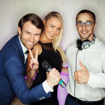 Renginių vedėjas visoje Lietuvoje ir / Mindaugas Jocys / Darbų pavyzdys ID 206005