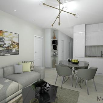 MATILDA interjero namai / MATILDA interjero namai / Darbų pavyzdys ID 206379
