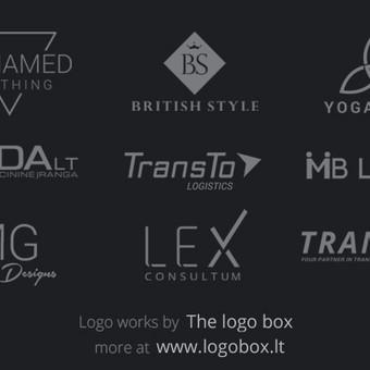 Logotipų kūrimas (daugiau darbų www.logobox.lt)