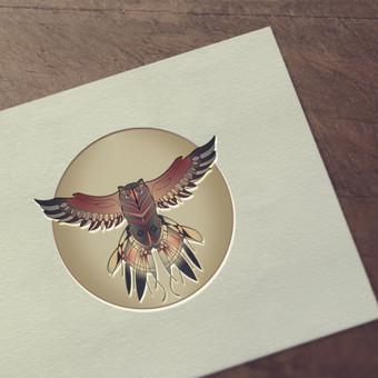 Laisvas eskizas logotipui