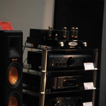 Fezz Audio lempiniai stiprintuvai