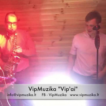 Atlikėjai, Saksofonininkas, Vedėjas / Arnas Ir Daumantas / Darbų pavyzdys ID 208265