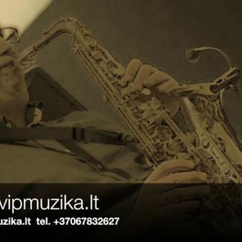 Atlikėjai, Saksofonininkas, Vedėjas / Arnas Ir Daumantas / Darbų pavyzdys ID 208267