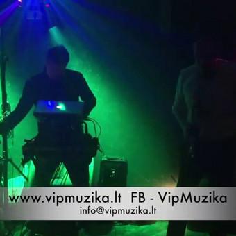 Atlikėjai, Saksofonininkas, Vedėjas / Arnas Ir Daumantas / Darbų pavyzdys ID 208275