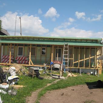 Statybos darbai / Deiviss Deiviss / Darbų pavyzdys ID 208347