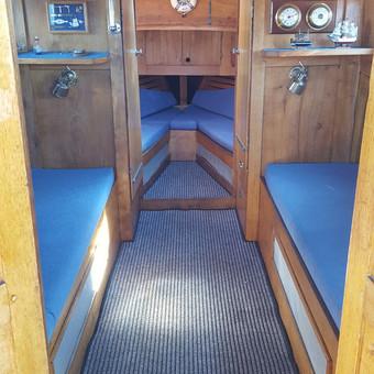 Laivo, jachtos nuoma / Tadas / Darbų pavyzdys ID 208545