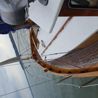 Laivo, jachtos nuoma / Tadas / Darbų pavyzdys ID 208551