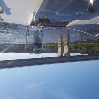 Laivo, jachtos nuoma / Tadas / Darbų pavyzdys ID 208569